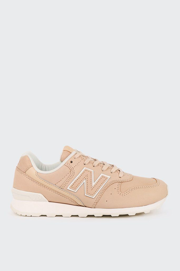 New BalanceWomens 996 Leather - beige