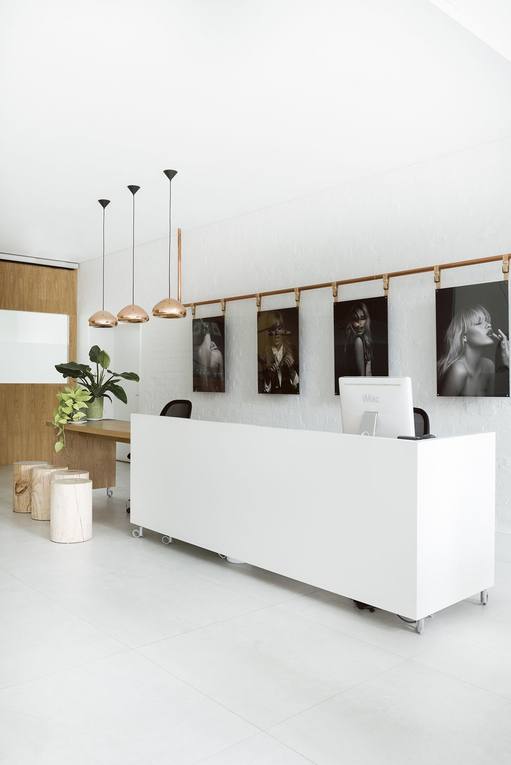 Beauty EDU by Techne Architecture in Melbourne | Work Office Design ...