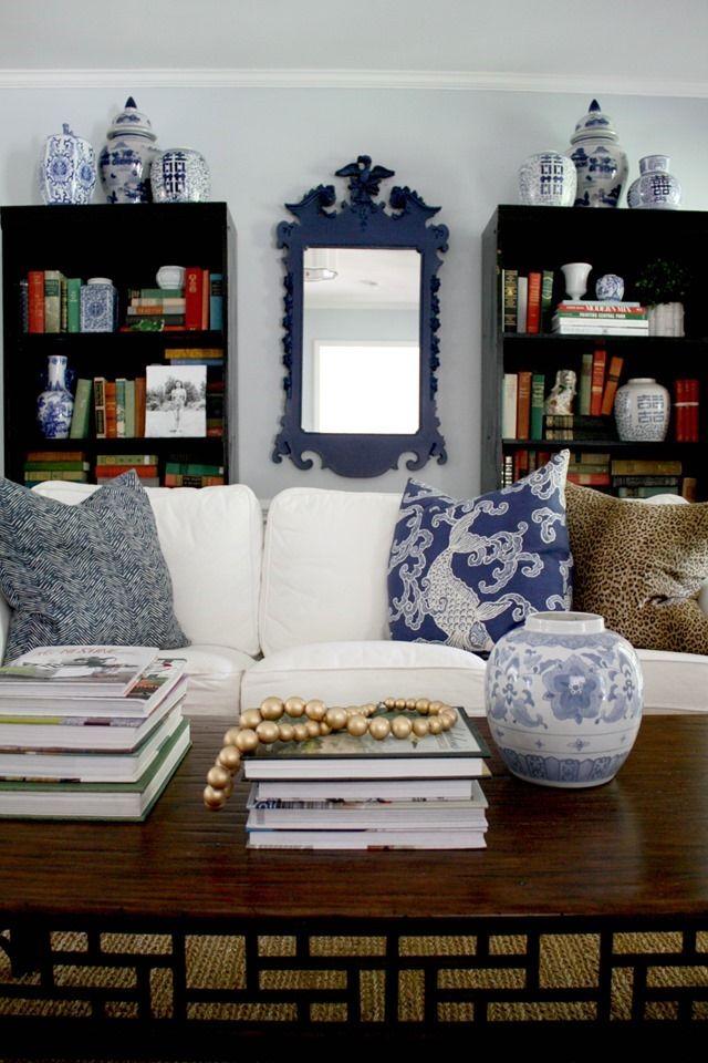 My Simple Bookshelf ReStyling My Simple Bookshelf
