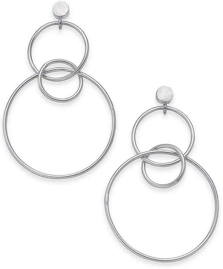ee4b72657 Thirty One Bits Harmony Hoop Earrings | Earrings | Pinterest