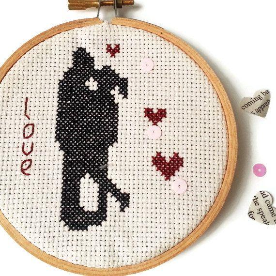 Romantic Cross Stitch