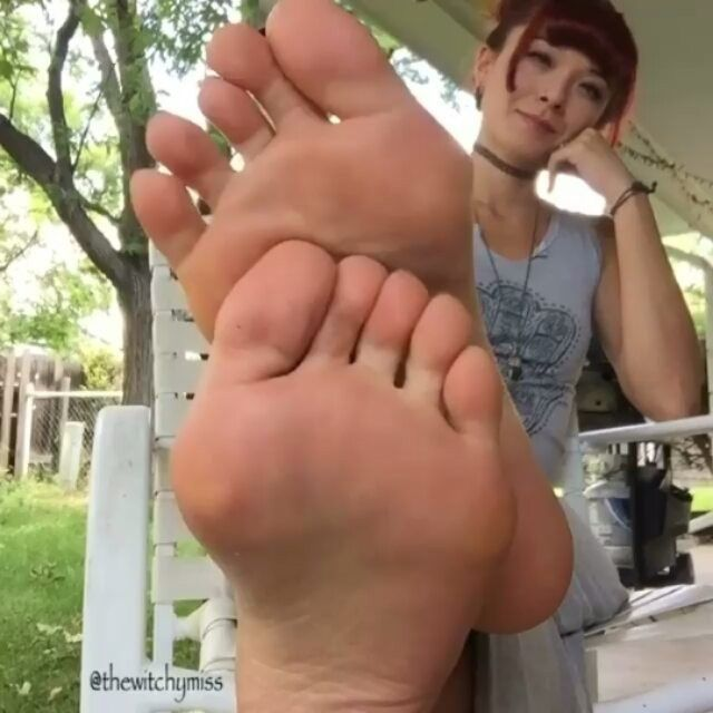 Germany footjob relief