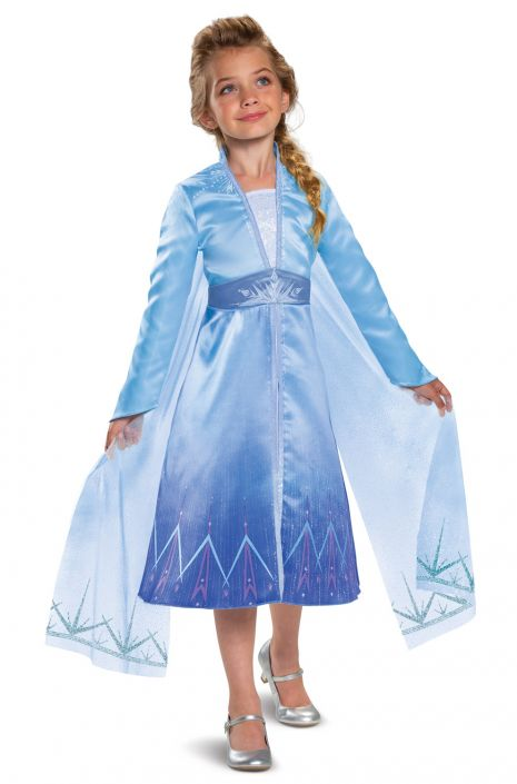 Classic Elsa Child Costume NEW Frozen 2