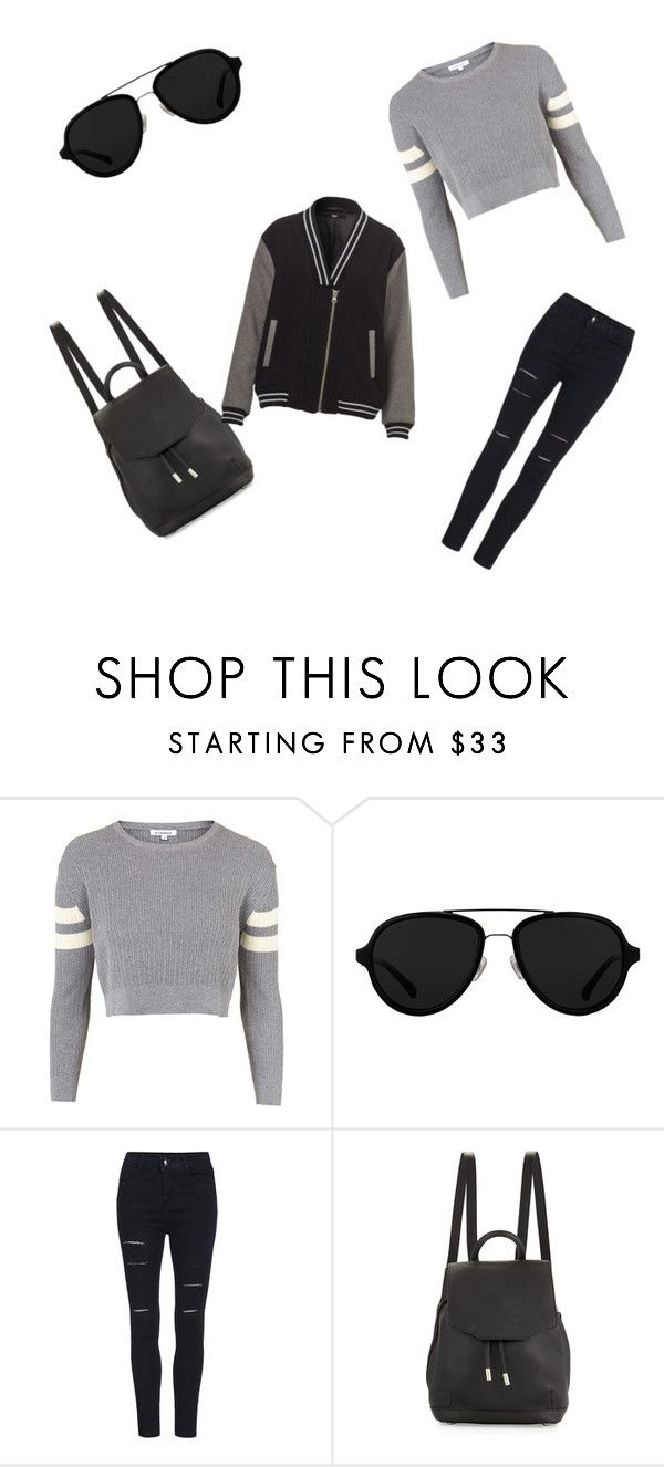 """""""Something for a sunny and cold day"""" by lialil on Polyvore featuring Topshop, 3.1 Phillip Lim and rag & bone"""