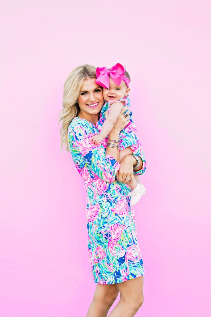 6175008fd20f78 Lilly Pulitzer, Mommy & Me Matching | Chronicles of Frivolity ...