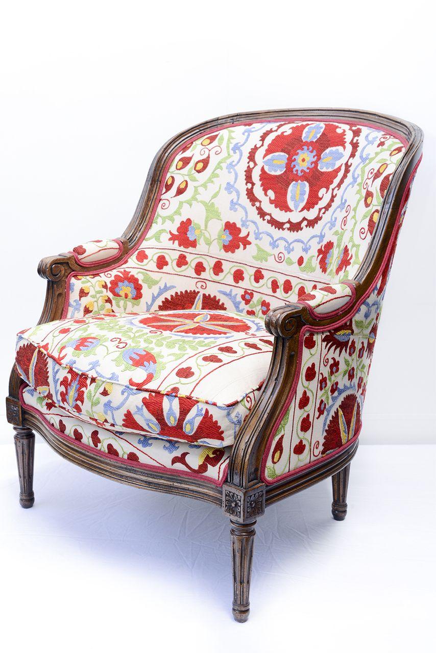 Graham Geddes Antiques - A Louis XVI Style Tub Chair, Call 03 9509 ...
