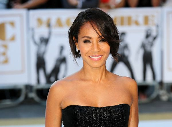 Jada Pinkett Smith Graduated Bob Jada Pinkett Smith Short Hair Styles Jada