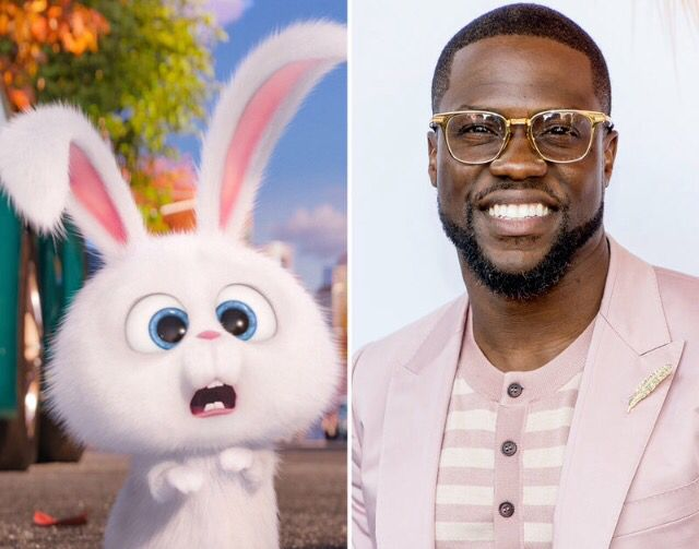 Kevin Heart Plays Snowball In Secret Life Of Pets Secret Life Of Pets Secret Life Pets