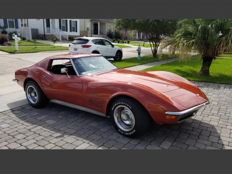 1970 Corvette T Top For Sale In Us 1970 T Top Numbers Match Ready To Enjoy Chevy Corvette For Sale Corvette For Sale Corvette