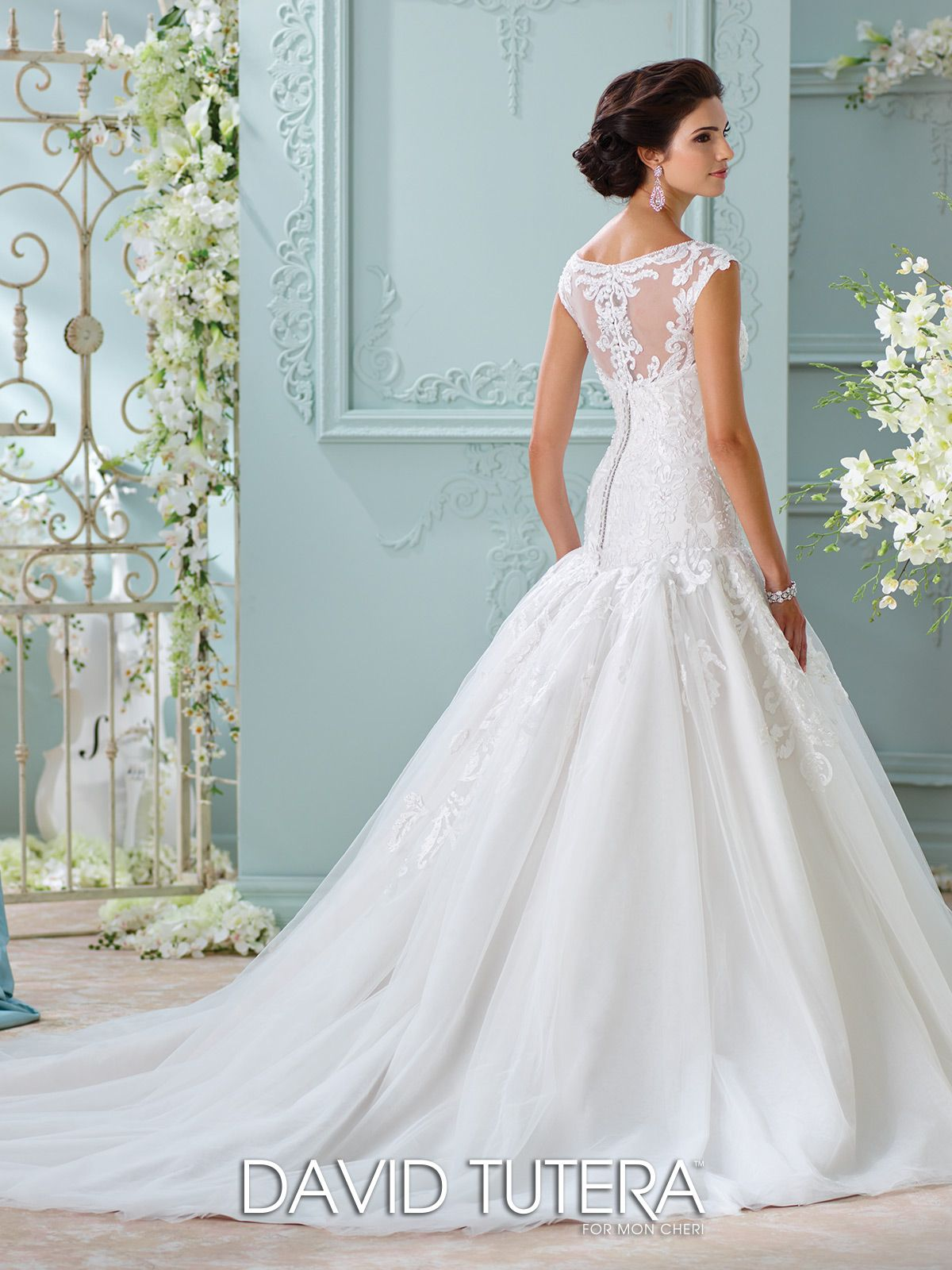 Contemporary Katniss Wedding Gown Component - All Wedding Dresses ...