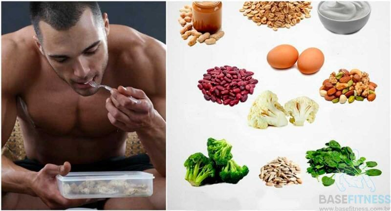 Dieta para secar gordura e definir