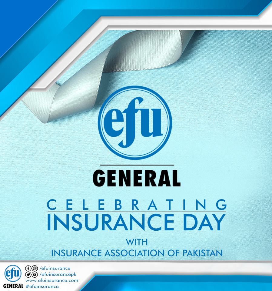 Efu General Insurance Ltd Celebrating Insurance Day With