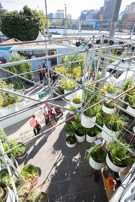 MELBOURNE-FOOD-AND-WINE-FESTIVAL-HUB-by-HASSELL-Landscape ...
