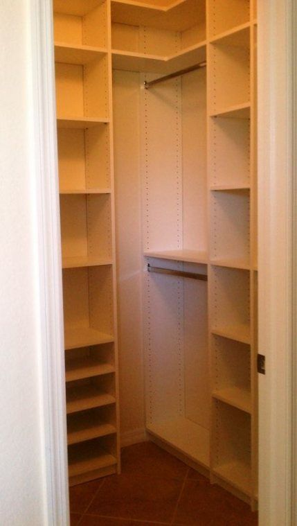 closet organization ideas small square 65 best ideas on extraordinary small walk in closet ideas makeovers id=79199