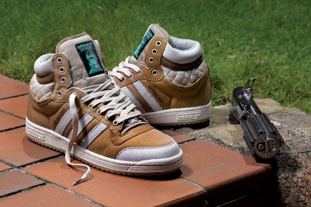 encanto de costo grandes ofertas venta profesional Star Wars x adidas Originals 2011 Fall/Winter Collection ...
