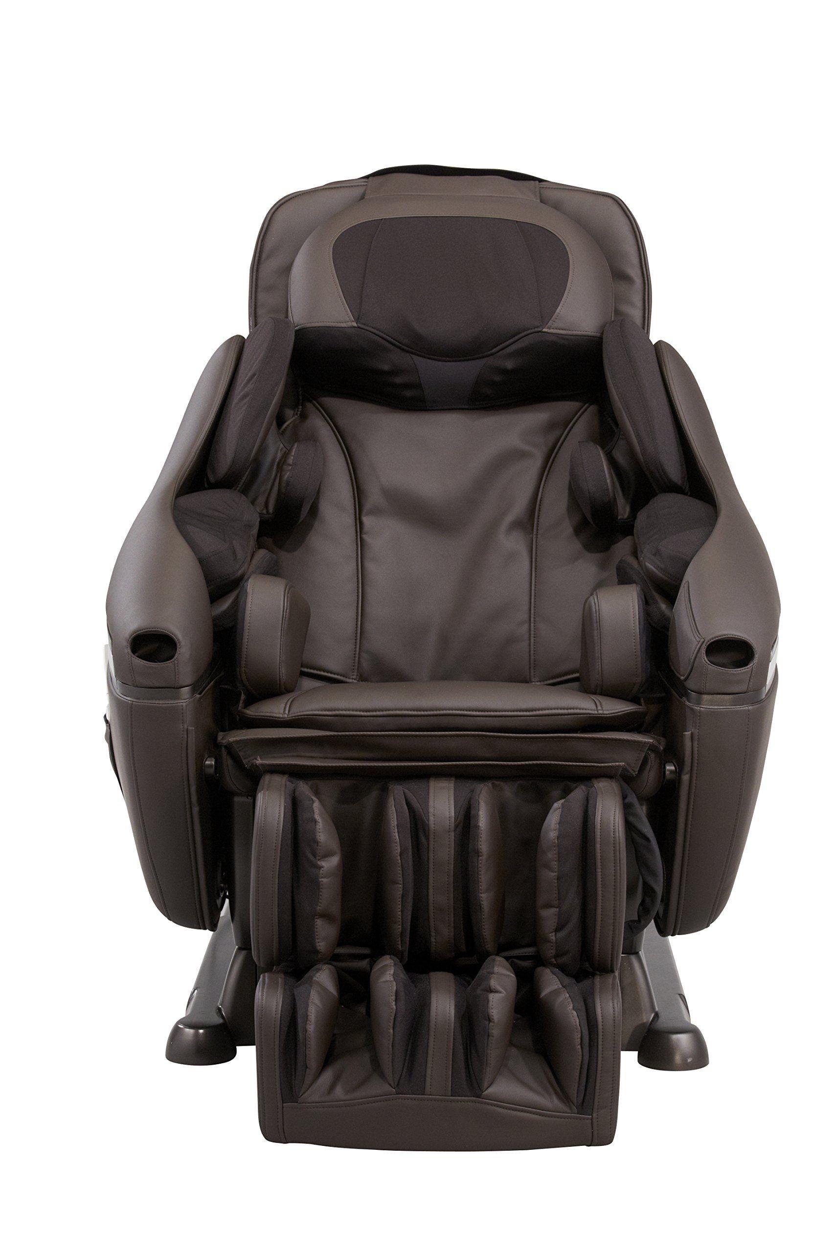 INADA DreamWave Massage Chair Dark Brown ** To view