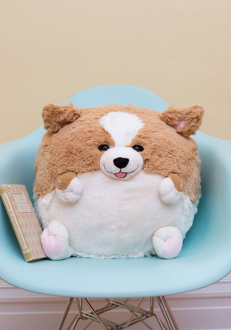 Plush One Polka Dot Robe Sewing Stuffed Animals Kawaii Plush Corgi Plush