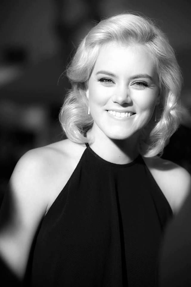 Taya Smith, Beautiful inside and out and when she sings ...