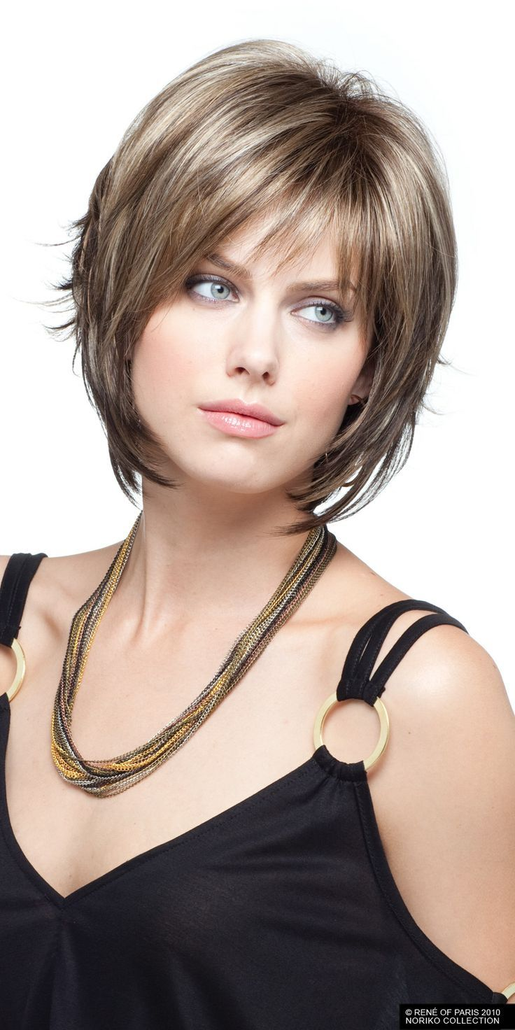 15 Fashionable Bob Hairstyles with Layers | Bob hairstyle ...