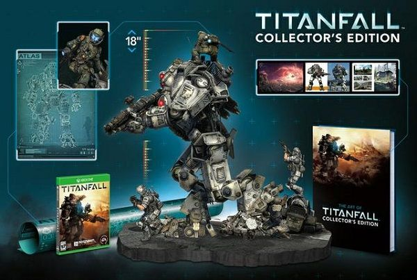 Amazing Collector of TITANFALL XboxOne