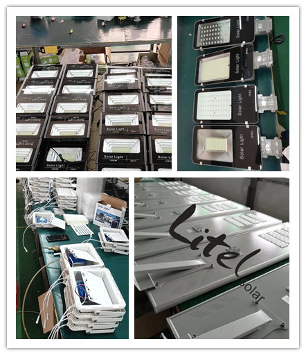 Guangzhou Litel Technology Co Ltd Is A Hi Tech Enterprise Specializing In The R D Manufacturing And Sale In 2020 Solar Light Projects Solar Flood Lights Solar Lights