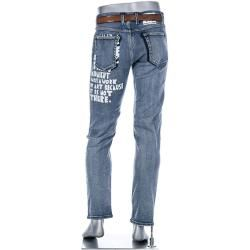 Photo of Reduced straight leg jeans for men