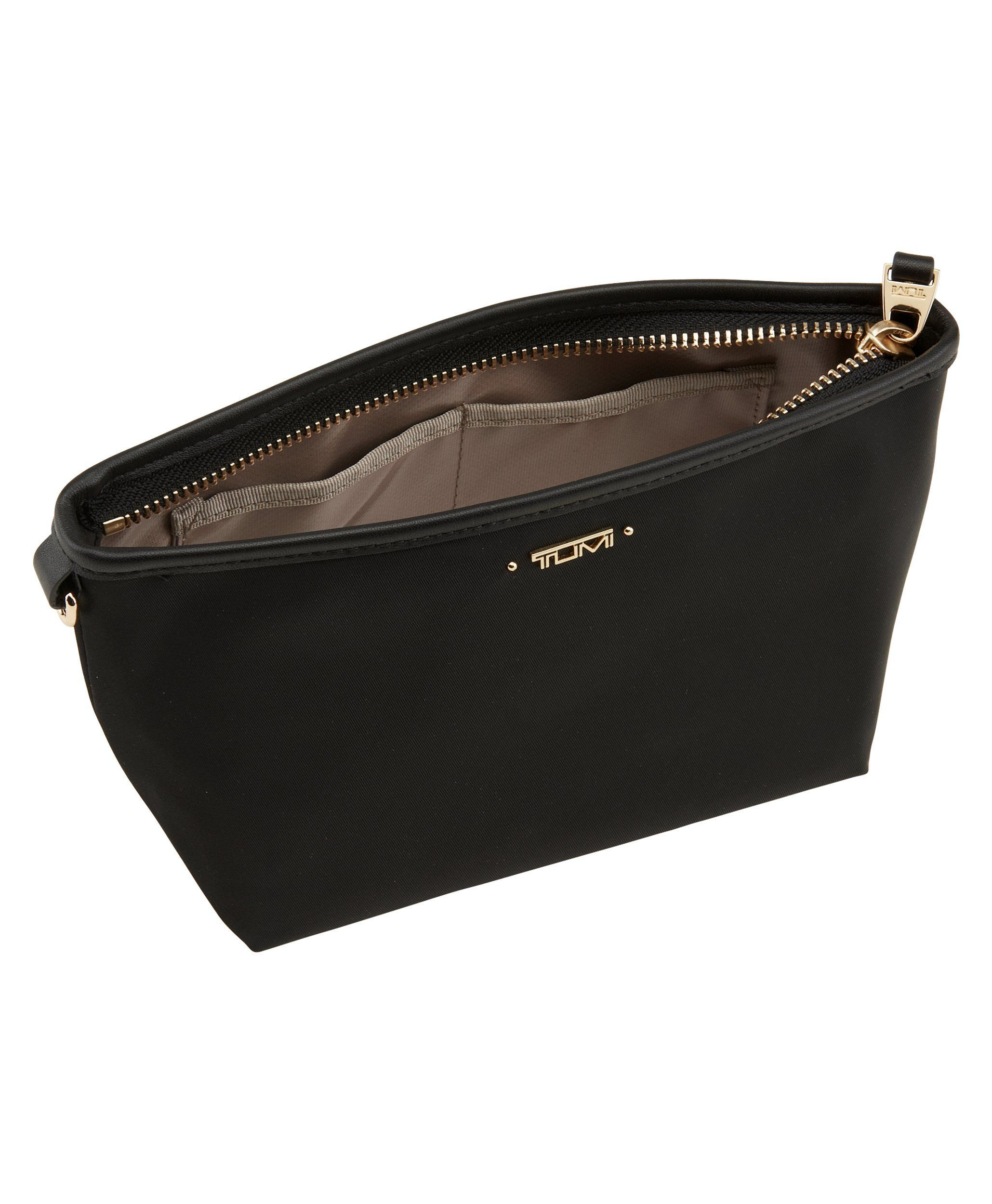 2333f9a87ab2 Tumi Womens Voyageur Addie Pouch Black -- Learn more by visiting the ...