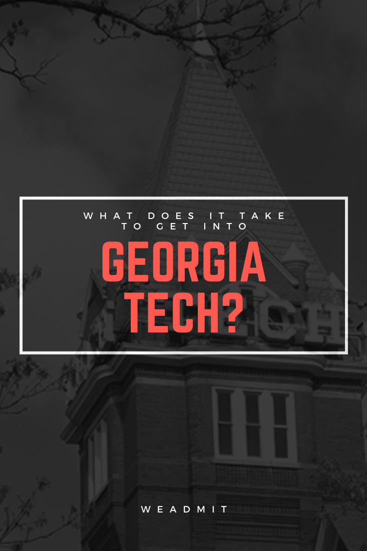 What Does it Take to Get Into Tech? College