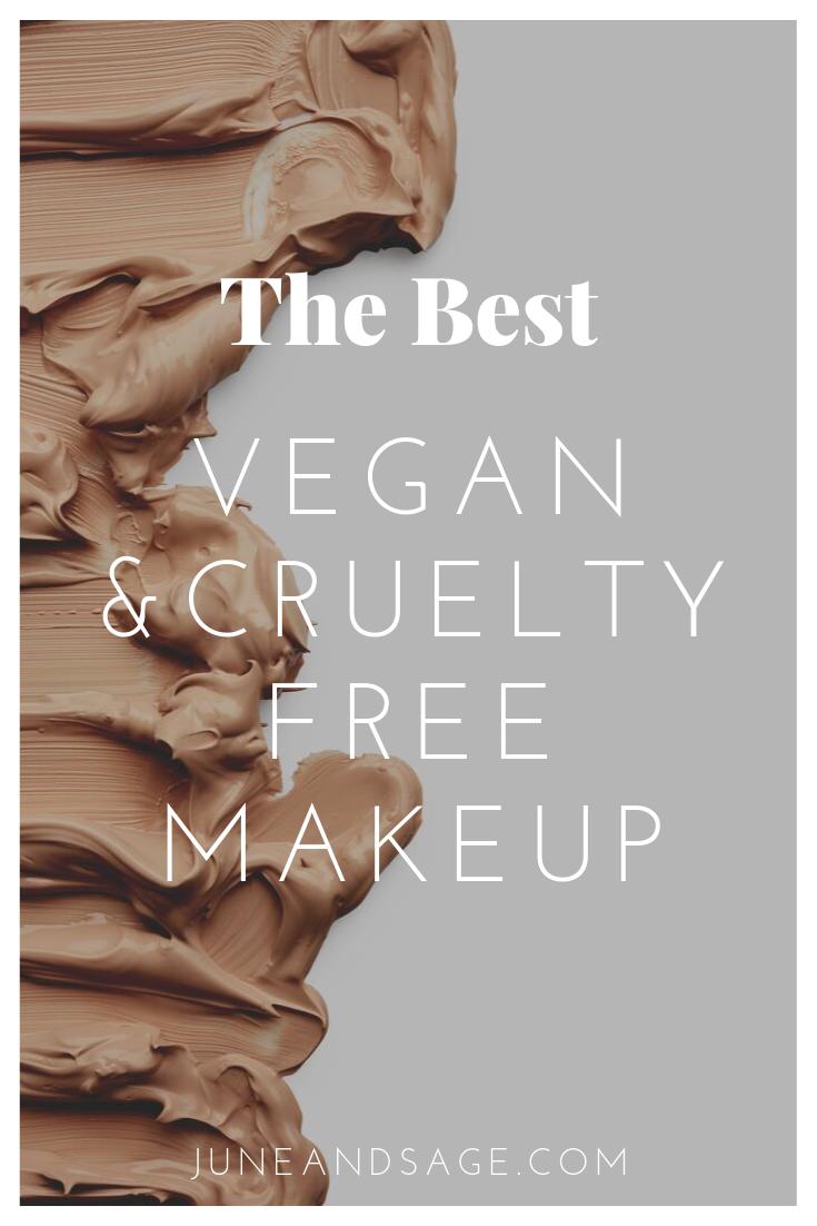 Affordable Vegan & Cruelty Free Makeup Brands Cruelty