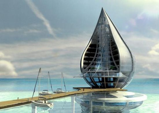 Architecture  Revolutionary Modern Architecture & Design Ideas Inspired By  Nature