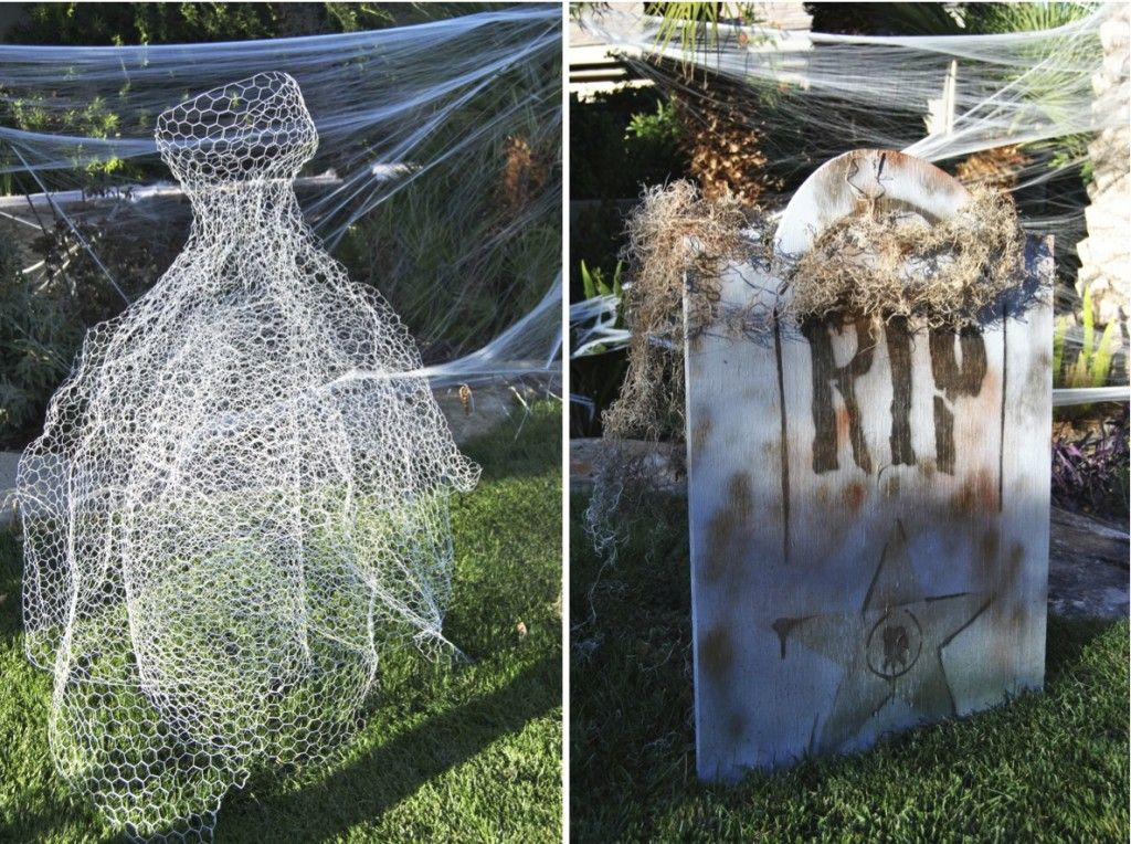 Halloween decor, Halloween landscape, Halloween yard decorations - pinterest halloween yard decor