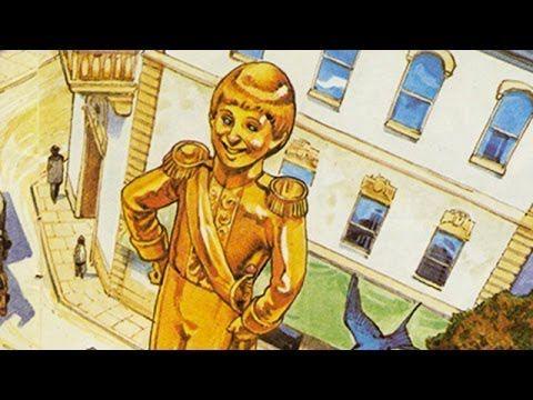 Cuenta Cuentos: El Príncipe Feliz (de Oscar Wilde). 1 de 2.