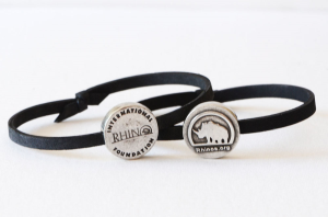 Get Bracelets For Your Friends Guests Sumatran Rhino Rhinoceros Valentine Day Gifts