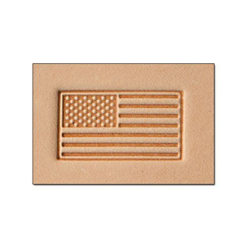 American Flag Craftool 3-d Stamp Leather Stamping Imprint Tool Tandy 8580-00 >>> ADDITIONAL DETAILS @ http://www.laminatepanel.com/store/american-flag-craftool-3-d-stamp-leather-stamping-imprint-tool-tandy-8580-00/?b=3304