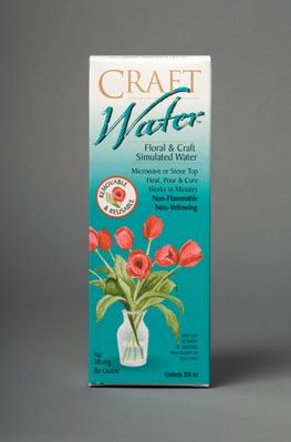 Simulated water craft water great for your miniature gardens use in simulated water craft water great for your miniature gardens use in your bird baths mightylinksfo