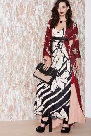 Carmen Dress at Nasty Gal