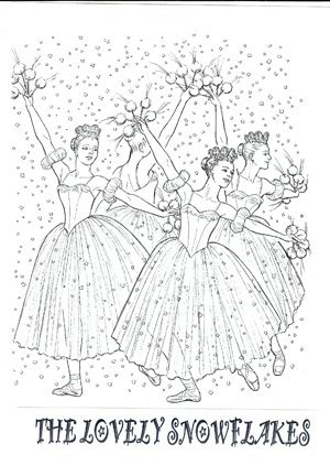 Nutcracker coloring pages | Coloring | Coloring Pages for me ...