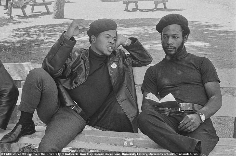 Newly Discovered Photos Show Unseen Side Of The Black Panther Party Black Panther Party Black Panthers Movement Black Future