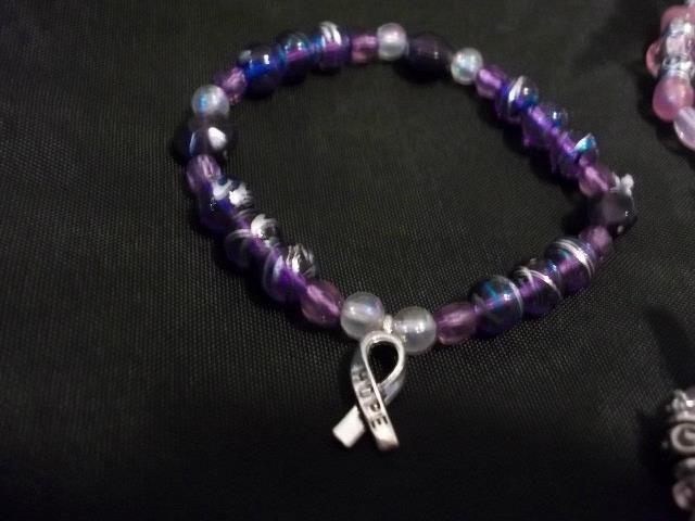 Relay For Life Bracelets