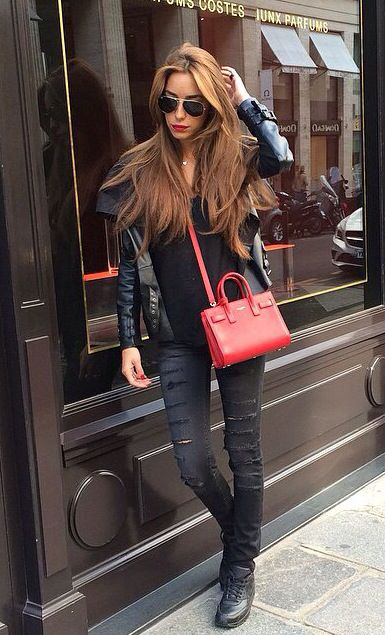 so beautiful! love her style