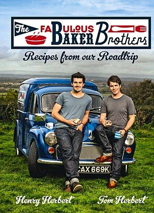 The Daily Mail on the Fabulous Baker Brothers new More4 Series