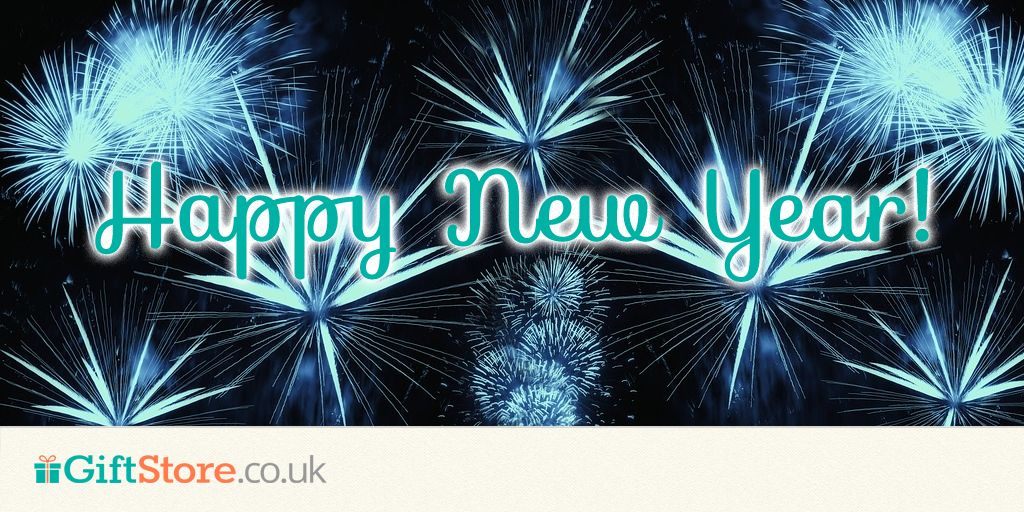 Happy New Year everyone! We hope you all have a wonderful