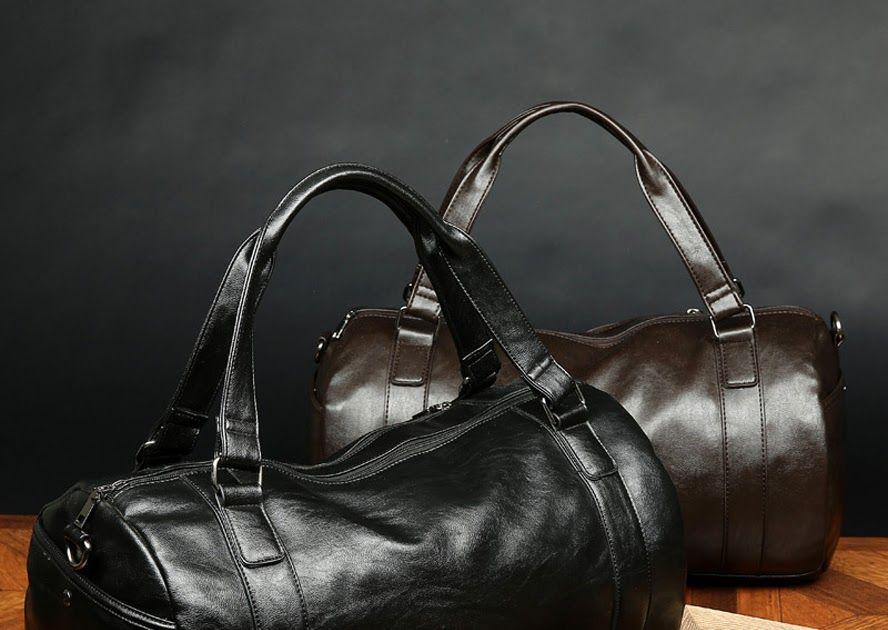db0d05100b Cheap Price SPORTSHUB Top PU Leather Men s Sports Bags Gym Bags Classic  Sports HandBag Fitness Travel Bags Workout Shoulder Bag SB0004
