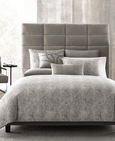 Hotel Collection Eclipse King Duvet Cover Only At Macy S Hotel Collection Mattress Furniture Macys Bedding
