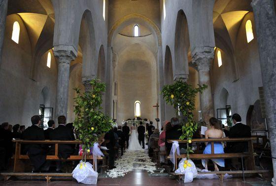 Wedding Venues Church Of Santa Maria A Gradillo Ravello