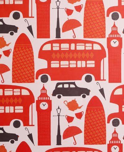 London love pattern