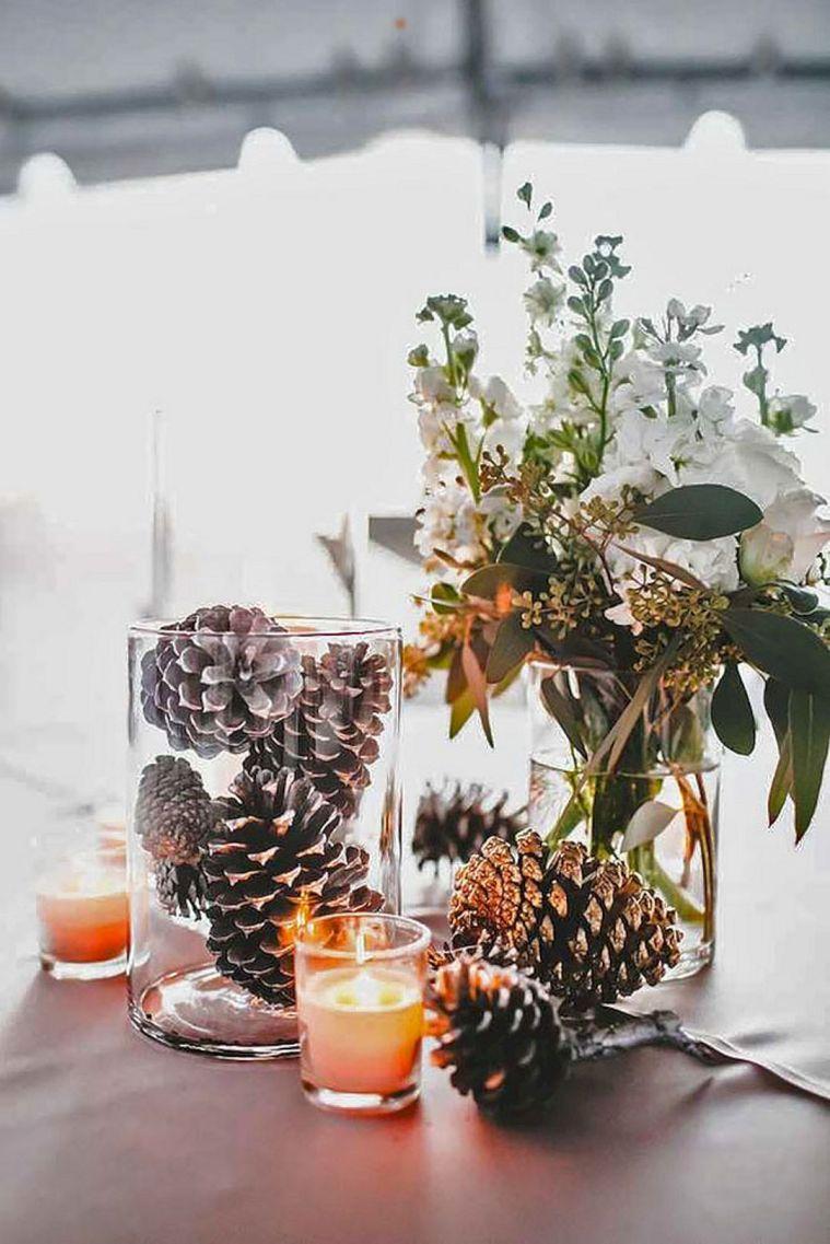 Marvelous DIY Rustic u Cheap Wedding Centerpieces Ideas  Dream