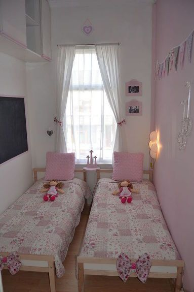 Shabby Chic Girls Room...in Tiny Dimensions (6ft by 9ft) images