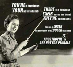 Grammar police tutorial