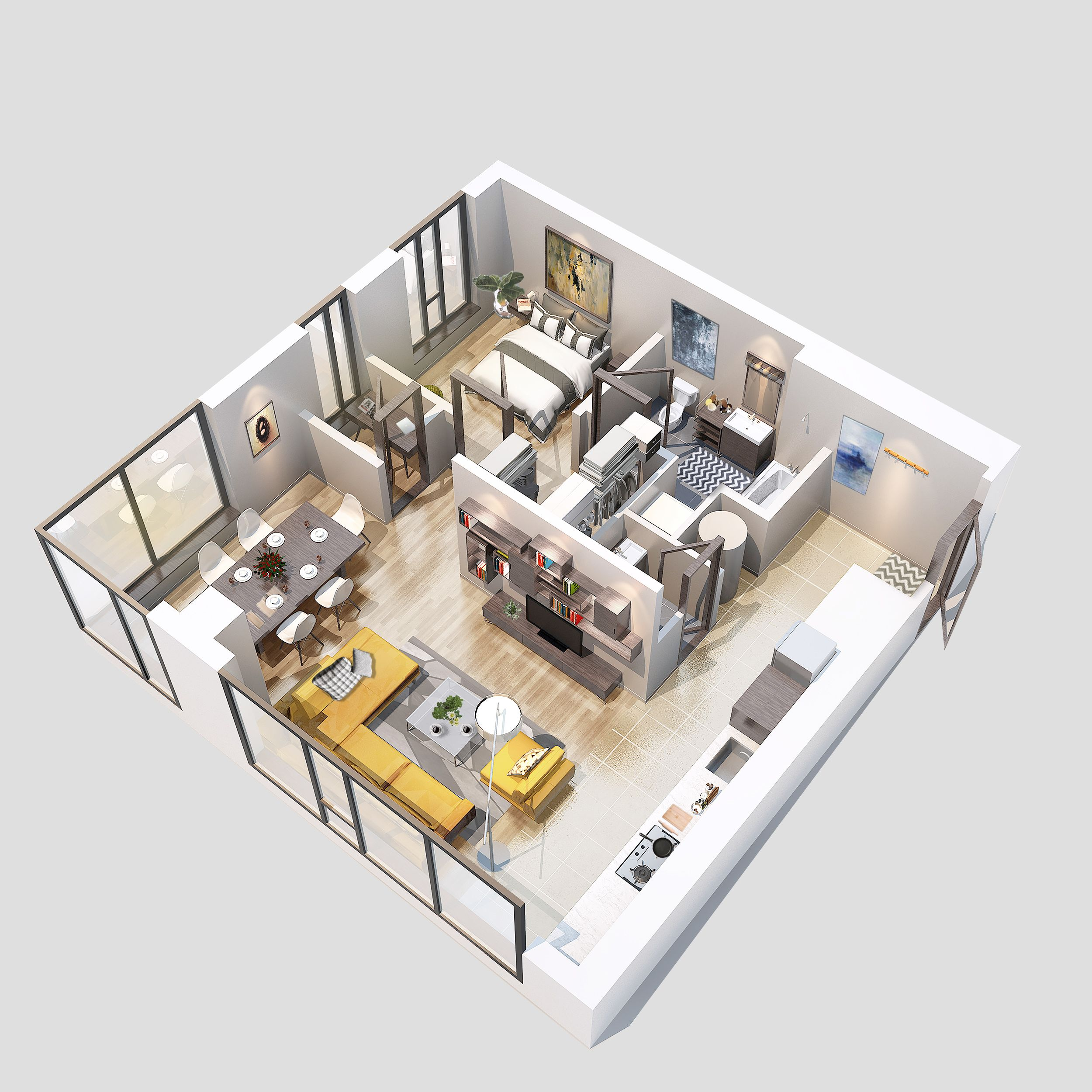 Pin On Photo Realistic Renderings